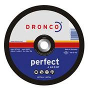 DISCOS DE CORTE METAL PERFECT 4.1/2″