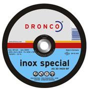 DISCOS DE CORTE SPECIAL INOX 9″
