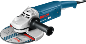 ESMERIL ANGULAR 7″ BOSCH GWS-21-180H*