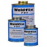 ADHESIVO PVC WELDFIX P 917, 237 ML.