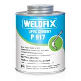 ADHESIVO PVC WELDFIX P 917, 473 ML.