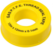 CINTA TEFLON GAS 3/4″ x 12 MTS. TACTIX